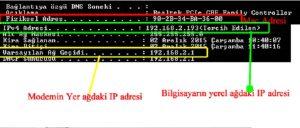 IP-Tespit